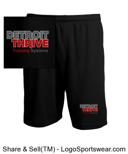Mens Shorts Design Zoom